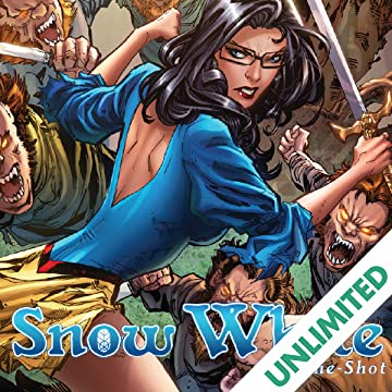 Grimm Fairy Tales 10th Anniversary Special