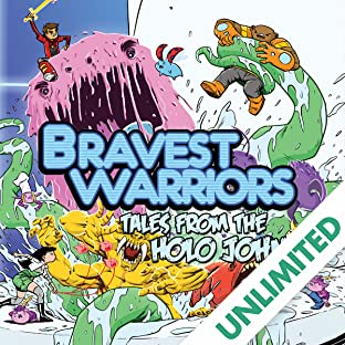 Bravest Warriors Tales from the Holojohn