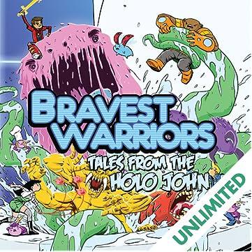 Bravest Warriors Tales from the Holojohn