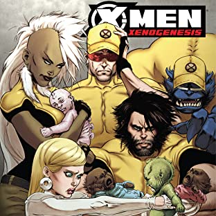Astonishing X-Men: Xenogenesis, Vol. 1