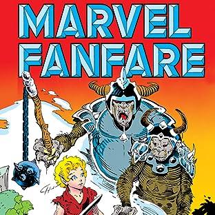 Marvel Fanfare (1982-1992)