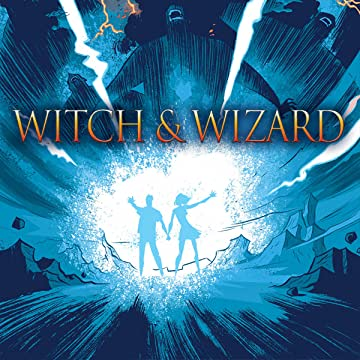 James Patterson's: Witch & Wizard