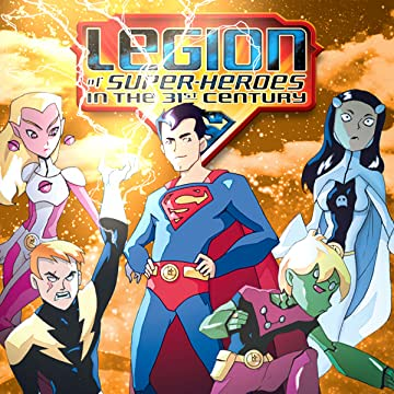 Legion of Super-Heroes in the 31st Century (2007-2009)