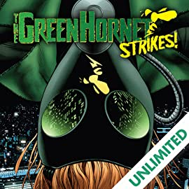 The Green Hornet Strikes!
