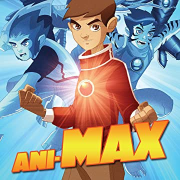 Ani-Max (Liquid Comics)
