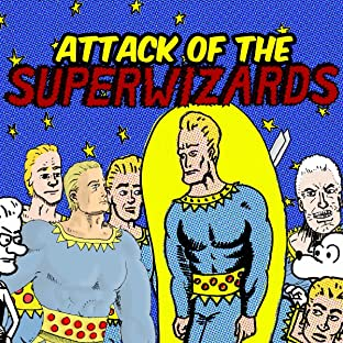 Attack of the Super Wizards