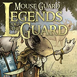 Mouse Guard: Legends of the Guard