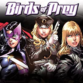 Birds of Prey (2010-2011)
