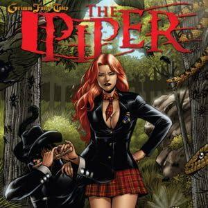 Grimm Fairy Tales Piper