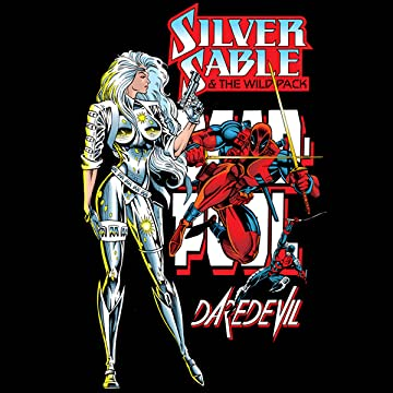 Silver Sable & The Wild Pack (1992-1995)