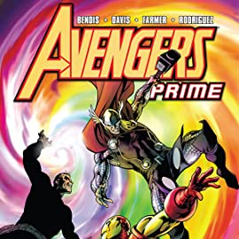 Avengers Prime, Tome 1