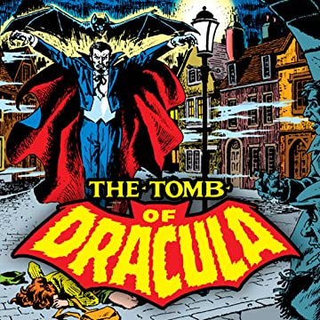 Tomb of Dracula (1972-1979)
