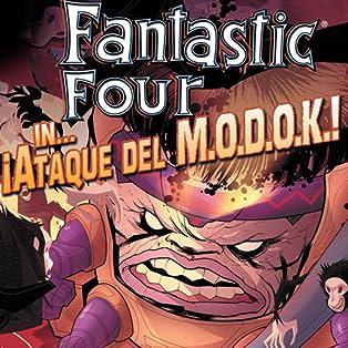 Fantastic Four In... Ataque Del M.O.D.O.K.!