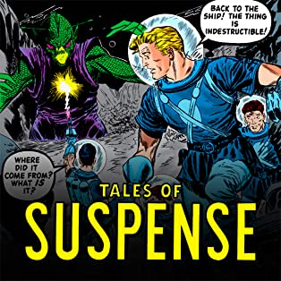 Tales of Suspense (1959-1968)
