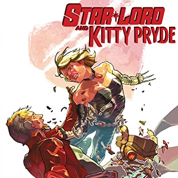 Star-Lord and Kitty Pryde (2015)