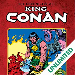 The Chronicles of King Conan, Vol. 1