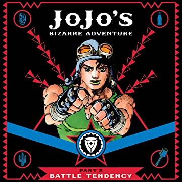 JoJo's Bizarre Adventure: Part 2-- Battle Tendency