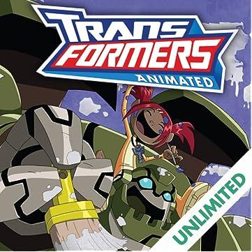 Transformers: Allspark Almanac