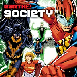 Earth 2: Society (2015-2017)