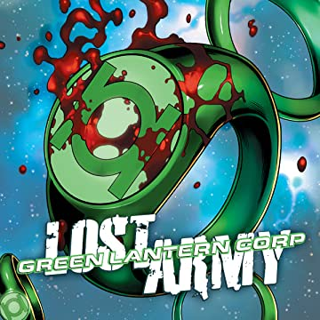 Green Lantern: Lost Army (2015)