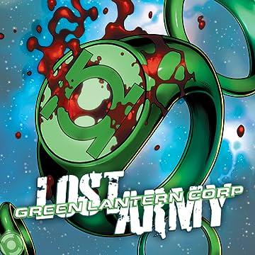 Green Lantern: Lost Army (2015)