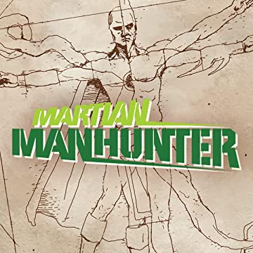 Martian Manhunter (2015-2016)
