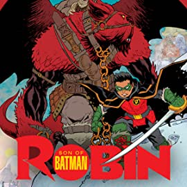 Robin: Son of Batman (2015-2016)