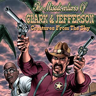 The Misadventures of Clark & Jefferson, Vol. 2: Hairy Things