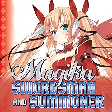 Magika Swordsman and Summoner