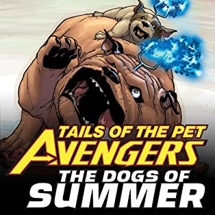 Tails of the Pet Avengers: The Dogs of Summer (2010)