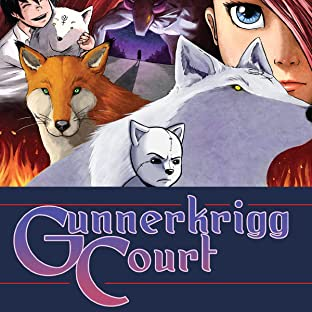 Gunnerkrigg Court Vol. 5: Refine