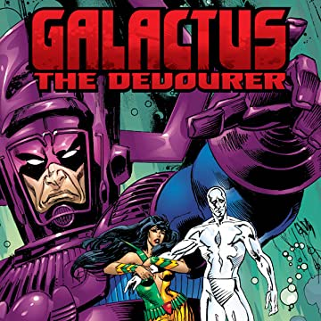 Galactus The Devourer (1999)