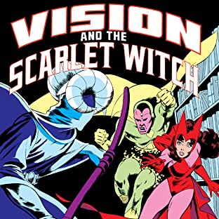 Vision and the Scarlet Witch (1982)