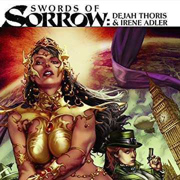 Swords of Sorrow: Dejah Thoris & Irene Adler