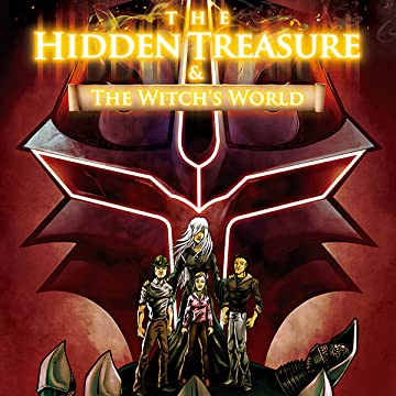 The Hidden Treasure & The Witch's World