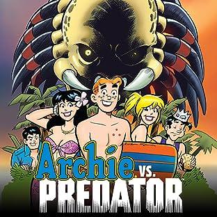 Archie VS. Predator (Archie)