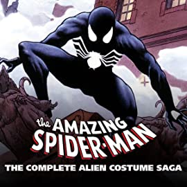 Spider-Man: The Complete Alien Costume Saga