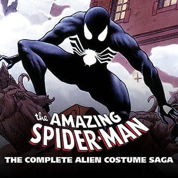 Spider-Man: The Complete Alien Costume Saga