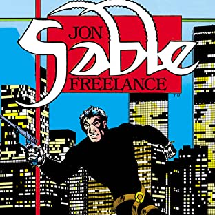 Jon Sable: Freelance