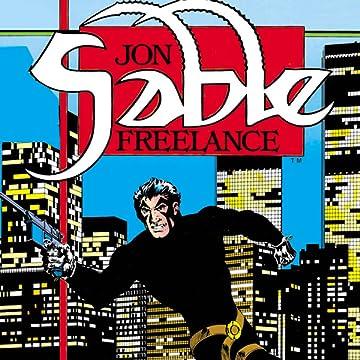 Jon Sable: Freelance