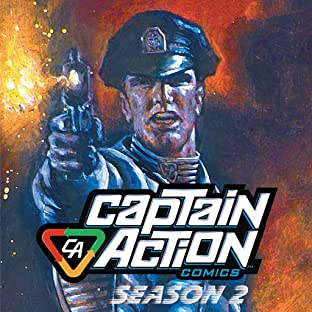 Captain Action Season Two, Vol. 1