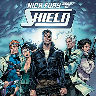 Nick Fury, Agent of S.H.I.E.L.D. (1989-1992)