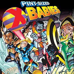 Pint-Sized X-Babies: Murderama (1998)