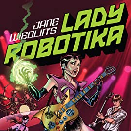 Lady Robotika, Vol. 1