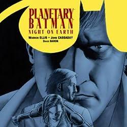Planetary Batman Night On Earth