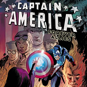 Captain America: Forever Allies (2010)