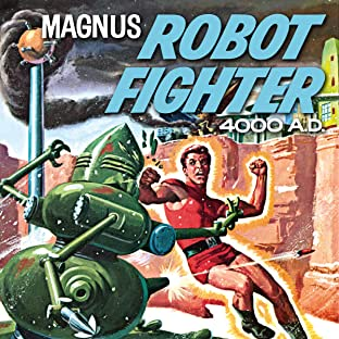 Magnus, Robot Fighter Archives, Vol. 1