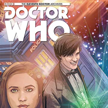 Doctor Who: The Eleventh Doctor Archives