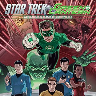 Star Trek/Green Lantern