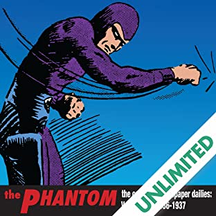The Phantom: The Complete Dailies, Vol. 1